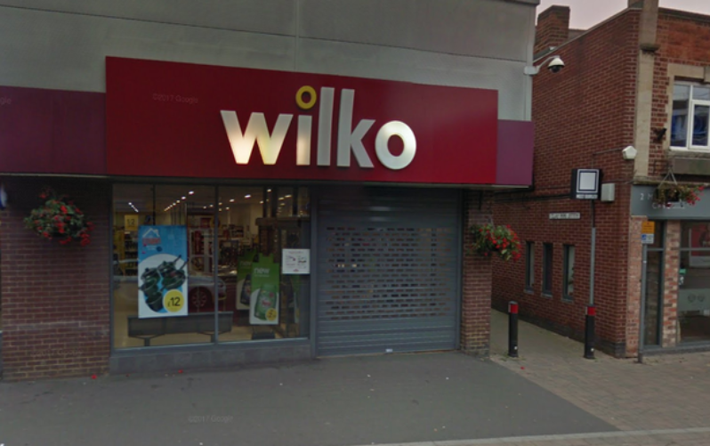 Strange Case Of Wilko Security Guard Who Was Injured In