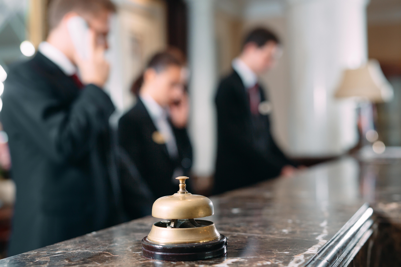 Concierge, Hotel, Building, Security, Secure